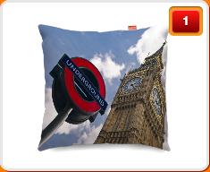 Iconic Image Cushions