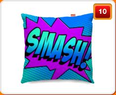Comic Pop Art Cushions