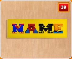 Personalised Children's Names Door Signs