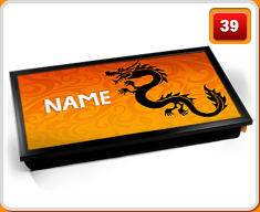 Personalised Children's Names Laptop Trays