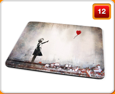 Banksy Placemats