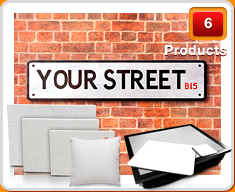 Personalised UK Street Sign Gifts