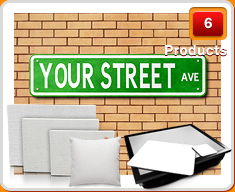 Personalised US Street Sign Gifts