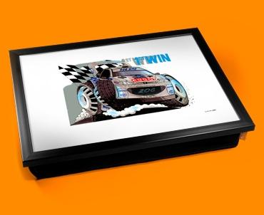 206 Rally Cushion Lap Tray