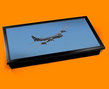B 29 Superfortress Boeing Plane Cushion Laptop Tray