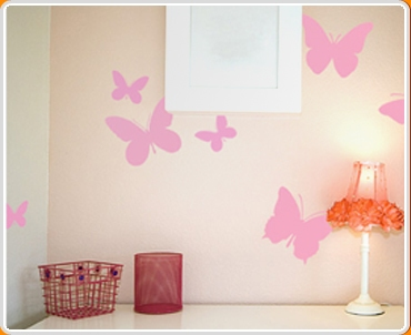 Butterfly Set Wall Sticker