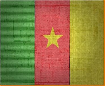 Cameroon Canvas Art Print