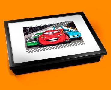 Cars Cushion Lap Tray