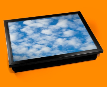 Clouds Cushion Lap Tray