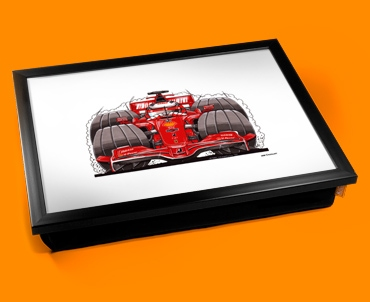 F1 Cushion Lap Tray