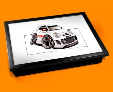 FIAT 500 Arbath Cushion Lap Tray
