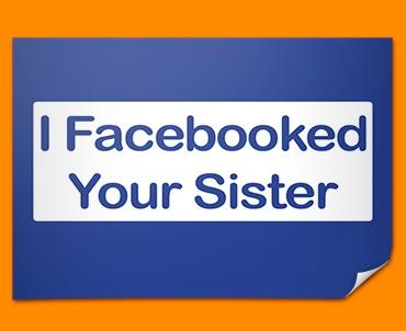 Facebook Sister Poster