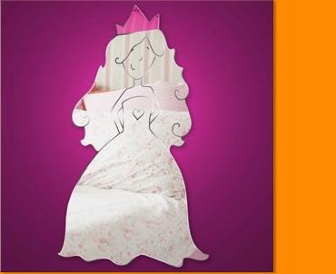 Fairytale Princess Mirror