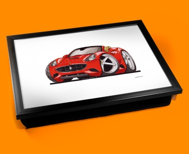 Ferrari California Cushion Lap Tray