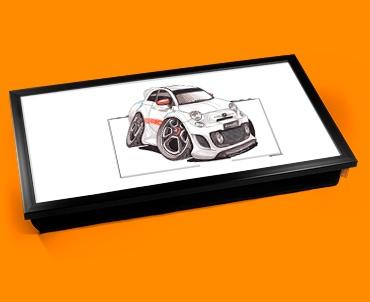 FIAT 500 Arbath Laptop Lap Tray