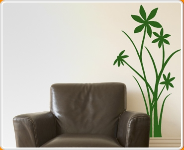 Flower 04 Wall Sticker