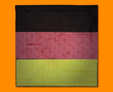 Germany Flag Napkins (Set of 4)