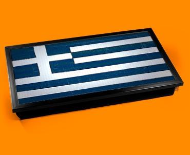 Greece Laptop Lap Tray