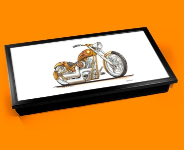 Harley Davidson Laptop Lap Tray
