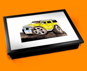 Hummer Cushion Lap Tray