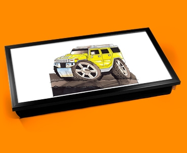 Hummer Laptop Lap Tray