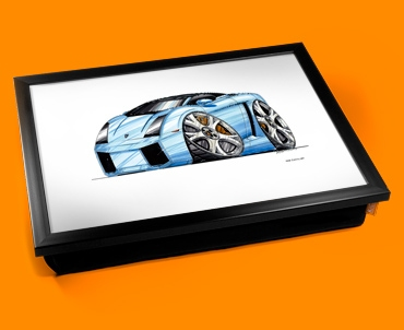Lamborghini Spyder Cushion Lap Tray