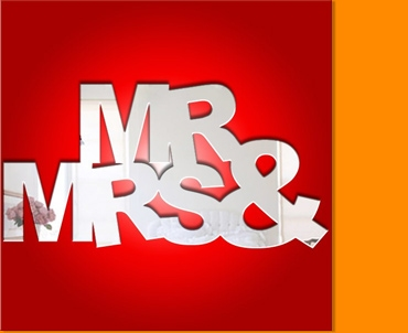 Mr and Mrs Mirror