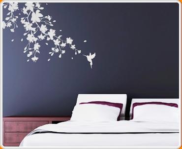 Sakura Blossom Wall Sticker