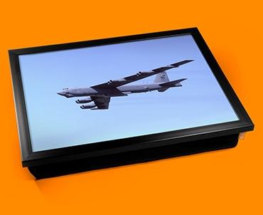 Stratofortress Boeing Plane Cushion Lap Tray