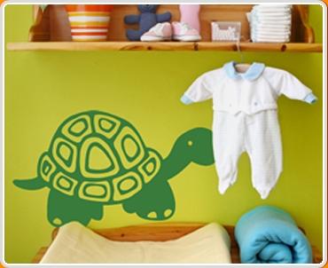 Tortoise Set Wall Sticker