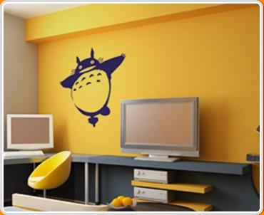 Totoro 1 Wall Sticker