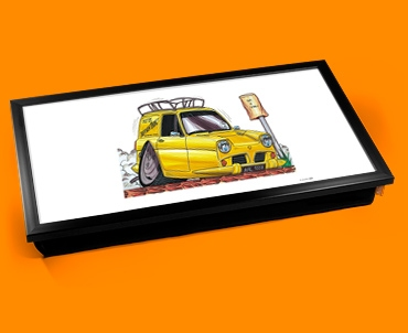 Only Fools And Horses Laptop Lap Tray