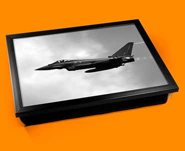 Typhoon BAE Eurofighter Plane Cushion Lap Tray