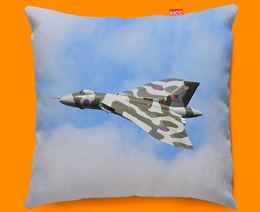Vulcan Avro Plane Sofa Cushion