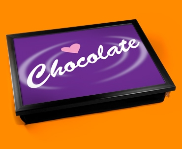 Cadbury Chocolate Cushion Lap Tray