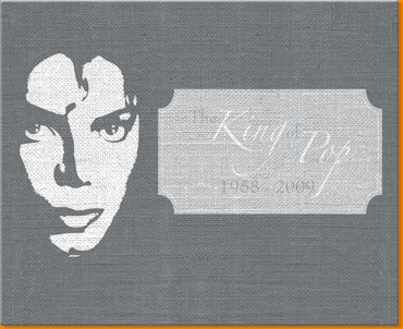 Grey Jacko Canvas Art Print