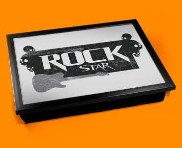 Rock Star Cushion Lap Tray