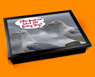 Seagull Cushion Lap Tray