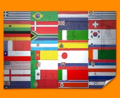 All Flags Poster