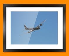 B 29 Superfortress Boeing Plane Framed Print