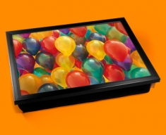 Balloons Cushion Lap Tray