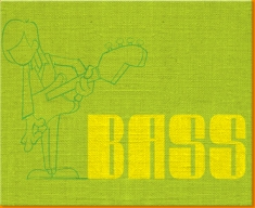 BASS  Canvas Art Print