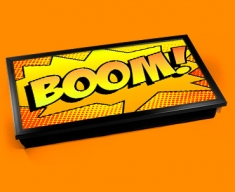 Boom Comic Laptop Lap Tray