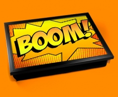 Boom Comic Cushion Lap Tray