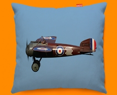 Bristol M1C Plane Sofa Cushion