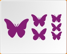 Butterfly Mini Pack Wall Sticker