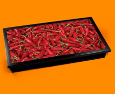 Chillies Laptop Lap Tray