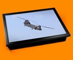 Chinook Boeing Plane Cushion Lap Tray