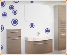 Circle Set Wall Sticker