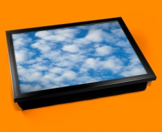 Clouds Cushion Lap Tray